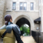 Kanan at the archway - @teddi_toyworld