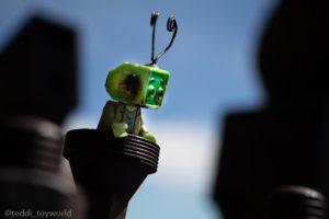 Watchman - @teddi_toyworld