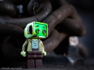 Ray Tenny and the links - @teddi_toyworld