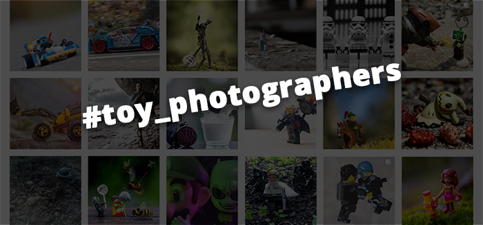 #Toy_Photographers community hashtag