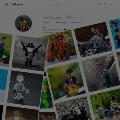 Featured Photographers: @the_legoade