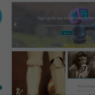Featured websites: toyphotographers.com