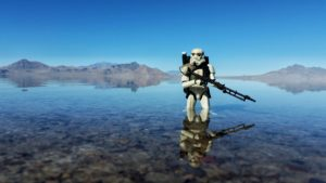 Salt Lake Stormtrooper unedited by @actionstuff_mini